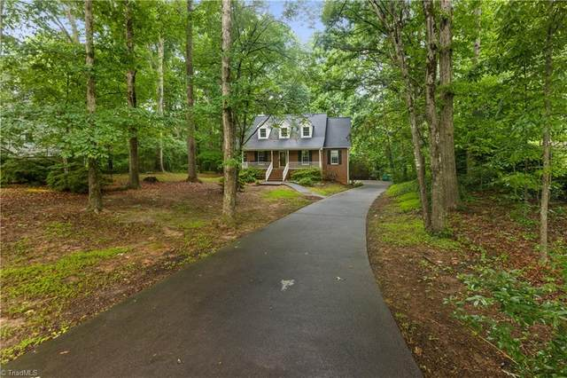428 Roller Mill Drive, Lewisville, NC 27023 (MLS #1028628) :: Greta Frye & Associates | KW Realty Elite