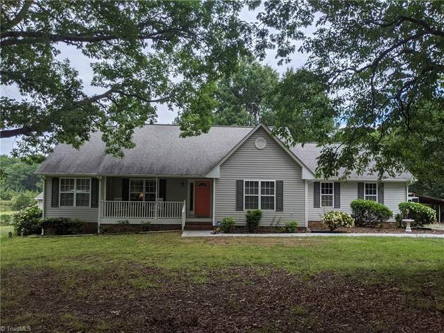 6409 Charter Oak Drive, Pleasant Garden, NC 27313 (MLS #1028631) :: Ward & Ward Properties, LLC