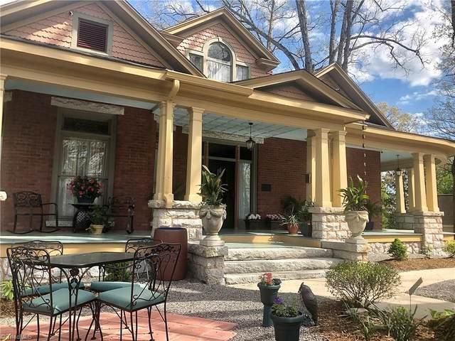 1056 N Main Street, Mount Airy, NC 27030 (MLS #1028635) :: Ward & Ward Properties, LLC