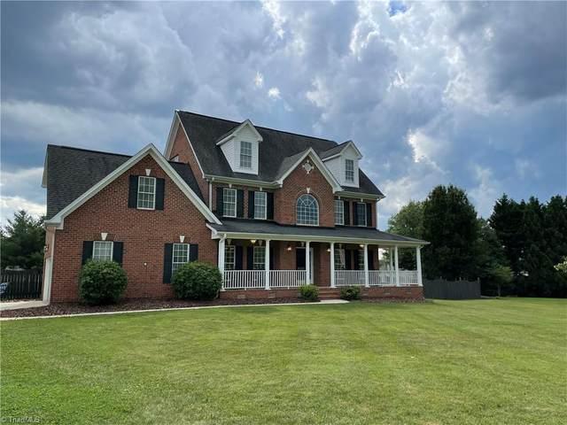 6103 Lomond Court, Summerfield, NC 27358 (MLS #1028653) :: Berkshire Hathaway HomeServices Carolinas Realty