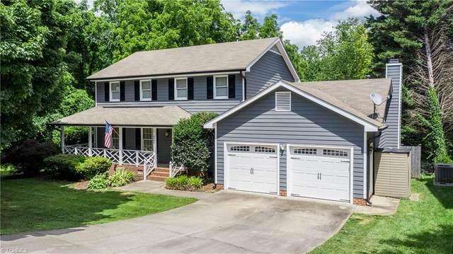4504 Puritan Drive, Greensboro, NC 27410 (MLS #1028669) :: Lewis & Clark, Realtors®