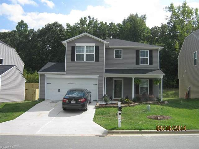 5410 Sky Hill Drive, Mcleansville, NC 27301 (MLS #1028681) :: Ward & Ward Properties, LLC