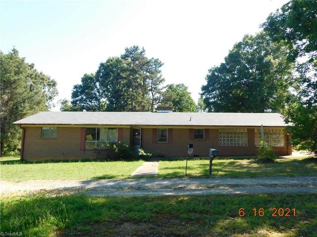 5347 Us Highway 64, Lexington, NC 27292 (MLS #1028701) :: Hillcrest Realty Group
