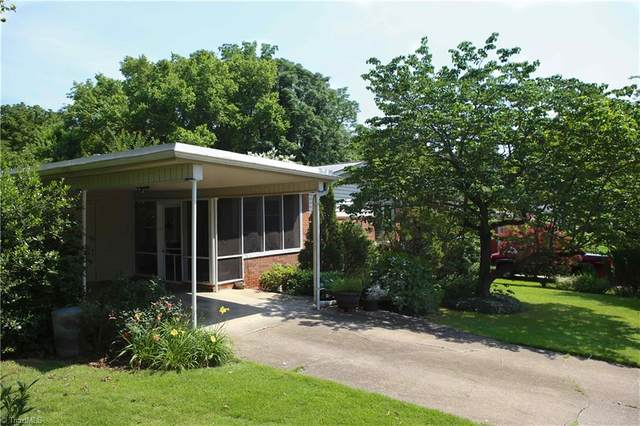 2009 Twain Road, Greensboro, NC 27405 (MLS #1028709) :: Ward & Ward Properties, LLC