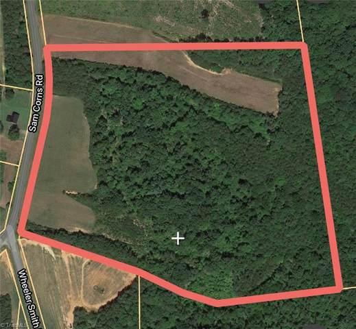 0 Sam Corns Road, Lawsonville, NC 27022 (MLS #1028723) :: Ward & Ward Properties, LLC