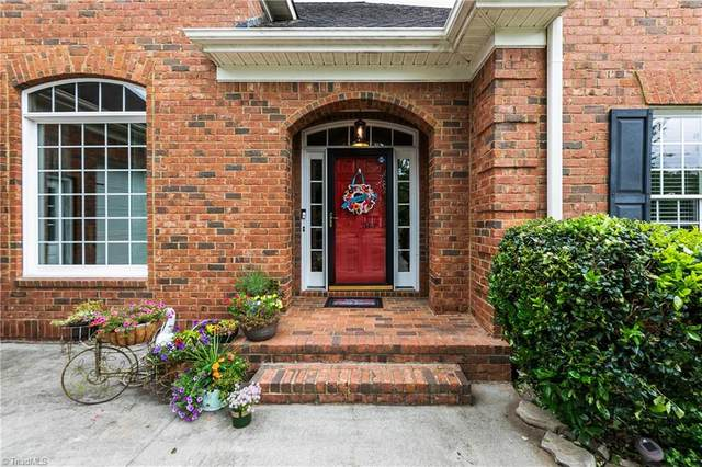 7010 Glenhaven Ridge Drive, Clemmons, NC 27012 (MLS #1028738) :: Greta Frye & Associates | KW Realty Elite