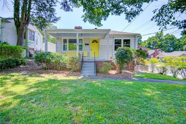 138 W Sprague Street, Winston Salem, NC 27127 (MLS #1028744) :: EXIT Realty Preferred