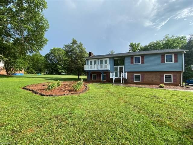205 Pine Valley Road, Mocksville, NC 27028 (MLS #1028749) :: Greta Frye & Associates | KW Realty Elite