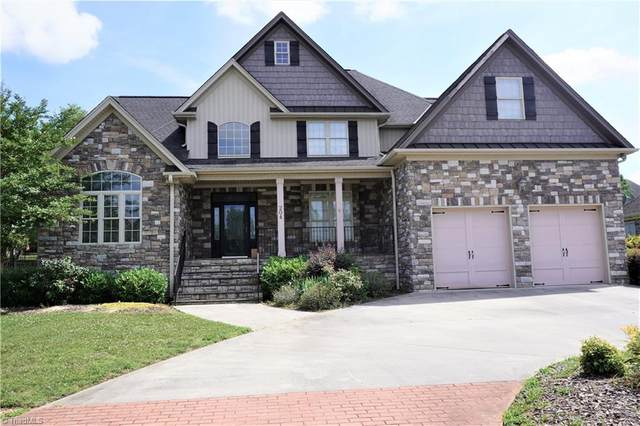 204 Freemont Drive, Thomasville, NC 27360 (MLS #1028756) :: Hillcrest Realty Group