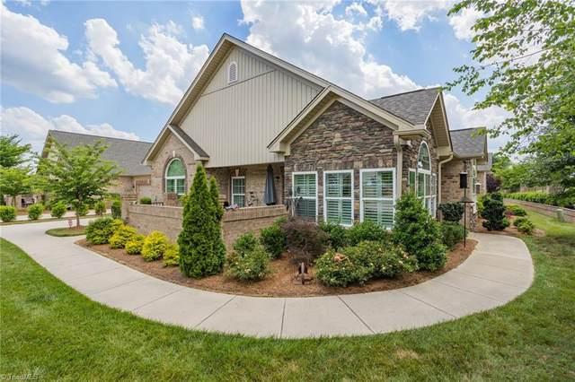 5200 Roost Ridge Court, Greensboro, NC 27407 (MLS #1028759) :: Berkshire Hathaway HomeServices Carolinas Realty