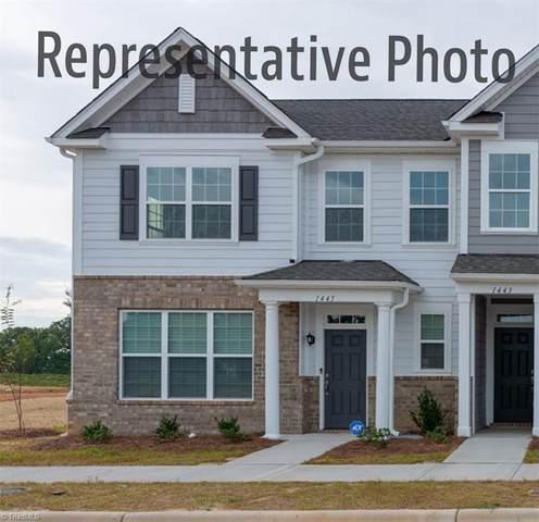 1448 Prospect Hill Street, Kernersville, NC 27284 (MLS #1028767) :: Greta Frye & Associates   KW Realty Elite