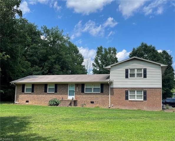 521 Sheraton Park Road, Pleasant Garden, NC 27313 (MLS #1028774) :: Berkshire Hathaway HomeServices Carolinas Realty