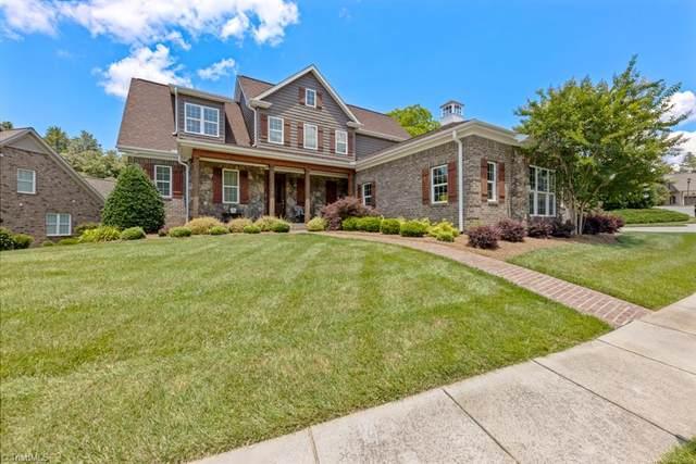 734 Fountain Brook Lane, Lewisville, NC 27023 (MLS #1028782) :: Greta Frye & Associates | KW Realty Elite