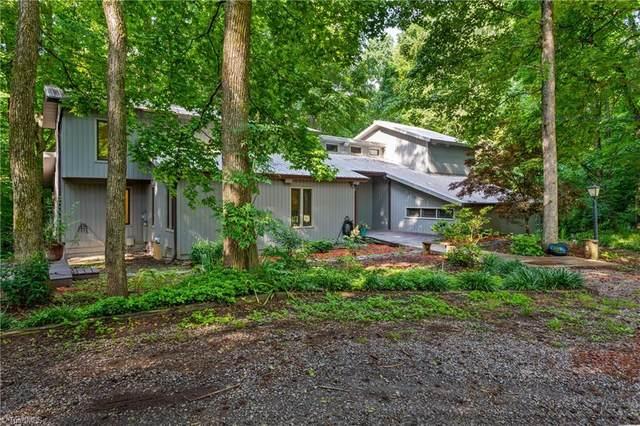 6005 Bush Road, Browns Summit, NC 27214 (MLS #1028791) :: Greta Frye & Associates | KW Realty Elite
