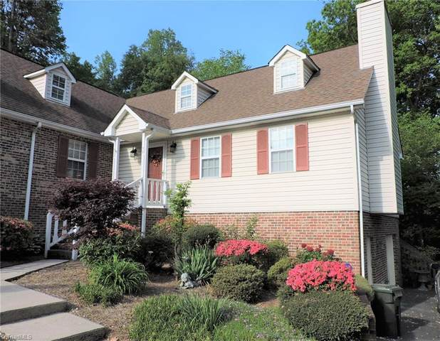736 Salem Street #12, Thomasville, NC 27360 (MLS #1028798) :: Hillcrest Realty Group