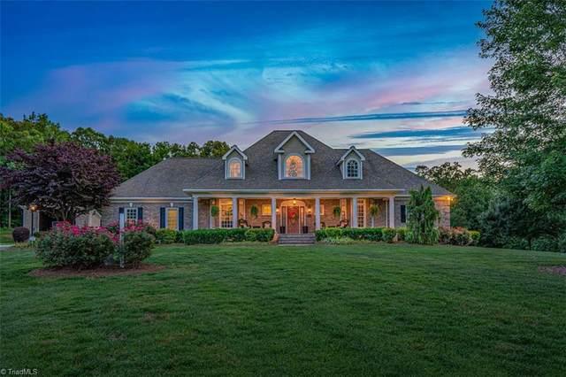 1638 Sapling Way, Randleman, NC 27317 (MLS #1028800) :: Hillcrest Realty Group