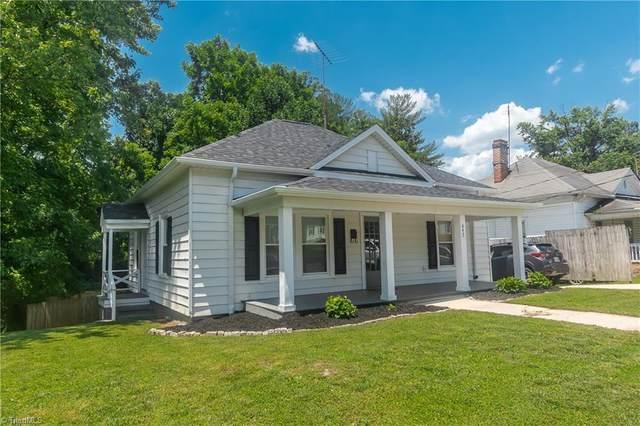 643 Willow Street, Mount Airy, NC 27030 (MLS #1028826) :: Ward & Ward Properties, LLC