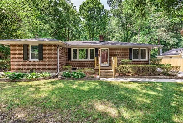 1703 Efland Drive, Greensboro, NC 27408 (MLS #1028829) :: Lewis & Clark, Realtors®