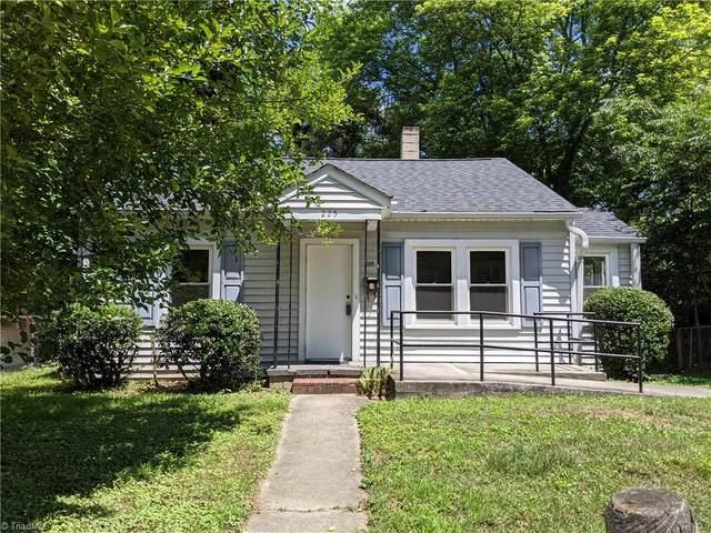 225 Bond Street, Winston Salem, NC 27127 (MLS #1028841) :: Ward & Ward Properties, LLC