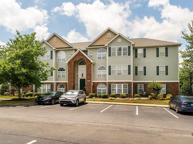 3481 Forestdale Drive 2C, Burlington, NC 27215 (MLS #1028848) :: Ward & Ward Properties, LLC