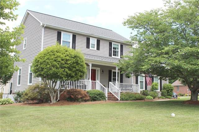 1649 Majesty Drive, Burlington, NC 27217 (MLS #1028856) :: Witherspoon Realty