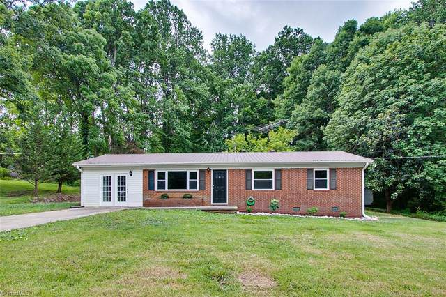 336 Legend Drive, Asheboro, NC 27205 (MLS #1028857) :: Hillcrest Realty Group