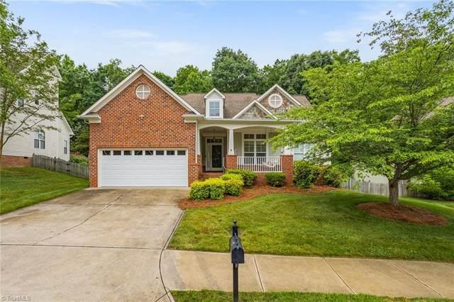 2770 Chestnut Ridge Drive, Winston Salem, NC 27103 (MLS #1028868) :: Ward & Ward Properties, LLC