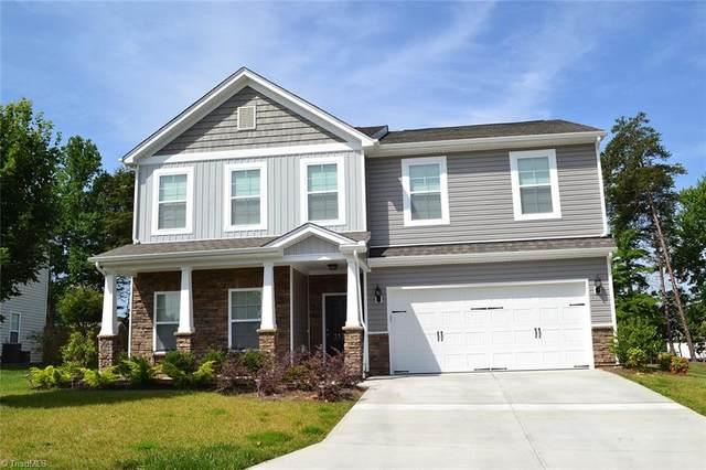 4822 Knollview Drive Lot 104, Walkertown, NC 27051 (MLS #1028870) :: Ward & Ward Properties, LLC