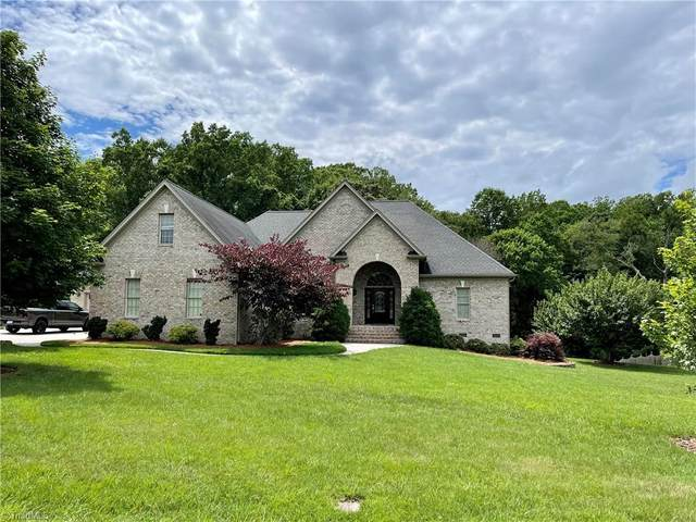 320 Serenity Pointe Drive, Kernersville, NC 27284 (MLS #1028875) :: Hillcrest Realty Group