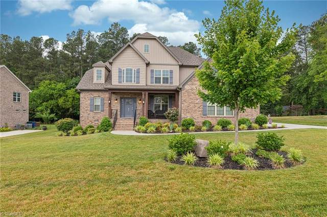 377 Wentworth Drive, Winston Salem, NC 27107 (MLS #1028883) :: EXIT Realty Preferred