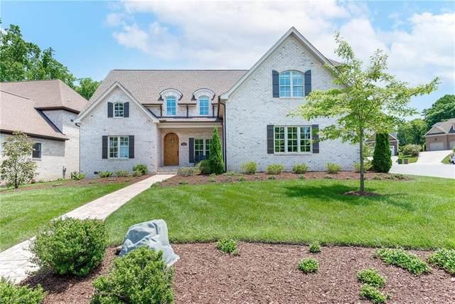 2612 Duck Club Road, Greensboro, NC 27410 (MLS #1028915) :: Greta Frye & Associates | KW Realty Elite