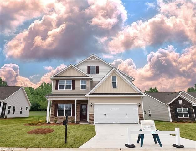 3135 Walker Ridge Drive Lot 50, Walkertown, NC 27051 (MLS #1028917) :: Hillcrest Realty Group