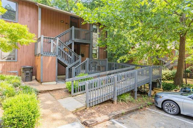 803 Aspen Trail, Winston Salem, NC 27106 (MLS #1028930) :: Witherspoon Realty