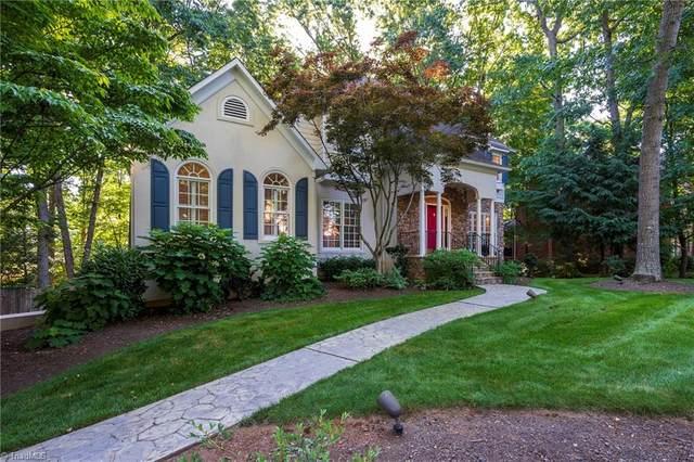 1020 Fallbrook Lane, Lewisville, NC 27023 (MLS #1028938) :: Greta Frye & Associates | KW Realty Elite