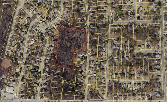 1007 Willard Street, Greensboro, NC 27406 (MLS #1028945) :: Hillcrest Realty Group