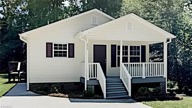 233 Lansdowne Street, High Point, NC 27262 (MLS #1028949) :: Greta Frye & Associates   KW Realty Elite
