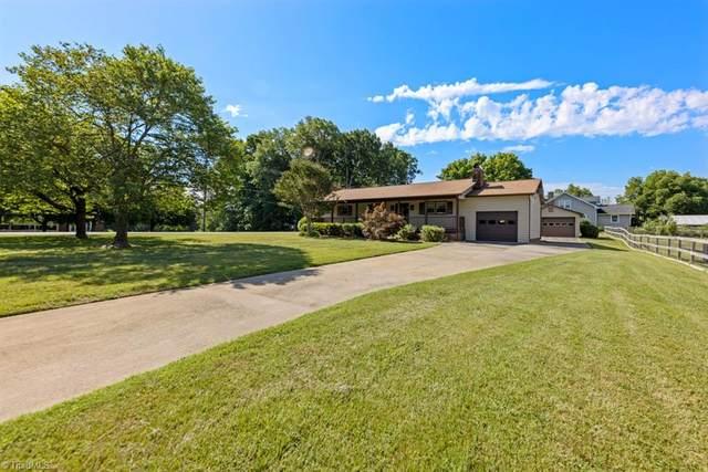 7000 Harperglen Road, Clemmons, NC 27012 (MLS #1028956) :: Greta Frye & Associates   KW Realty Elite