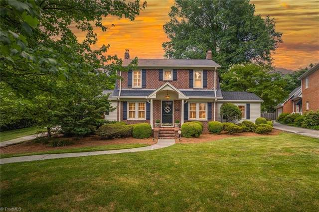 708 Hillcrest Drive, High Point, NC 27262 (MLS #1028958) :: Hillcrest Realty Group