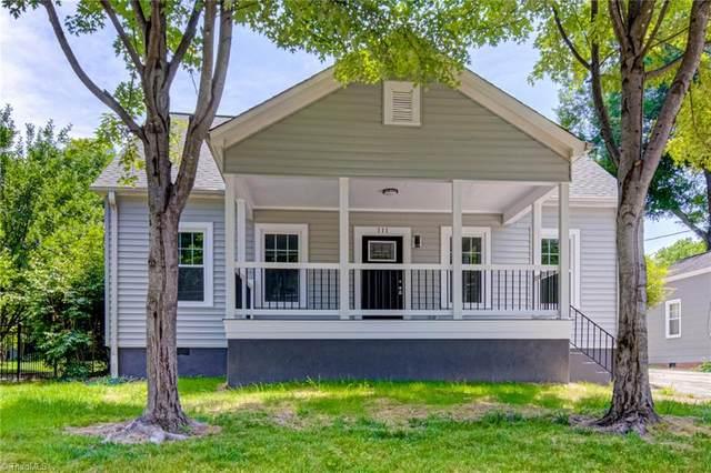 111 S Elam Avenue, Greensboro, NC 27403 (MLS #1028969) :: Berkshire Hathaway HomeServices Carolinas Realty