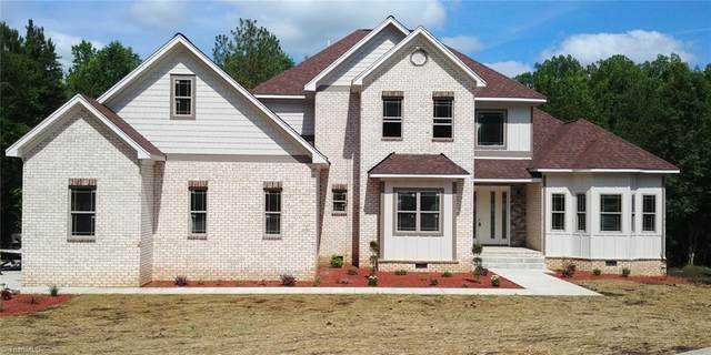 3105 Carrbourgh Court, Greensboro, NC 27406 (MLS #1028974) :: Hillcrest Realty Group