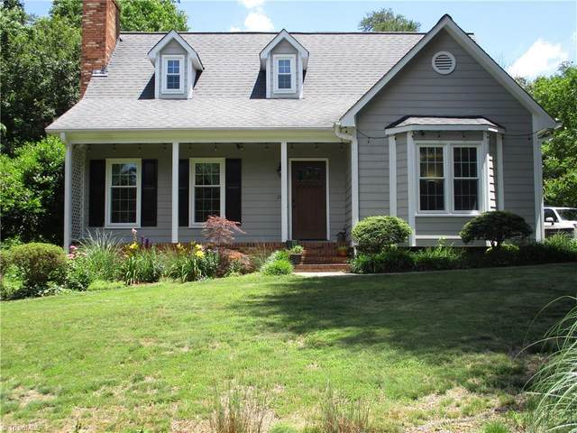 204 Saint Regis Lane, Kernersville, NC 27284 (MLS #1030003) :: Hillcrest Realty Group