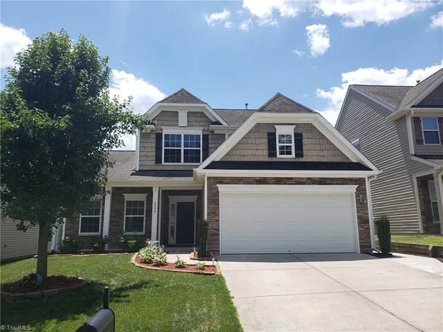 5324 Roshni Terrace, Mcleansville, NC 27301 (MLS #1030005) :: Hillcrest Realty Group
