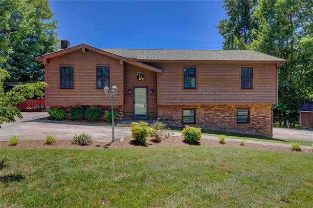 535 Laura Drive, Winston Salem, NC 27107 (MLS #1030009) :: Hillcrest Realty Group