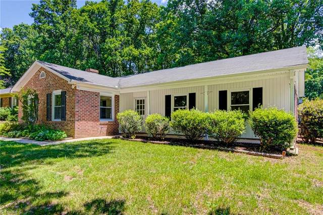 5106 Amberhill Drive, Greensboro, NC 27455 (MLS #1030026) :: Greta Frye & Associates | KW Realty Elite