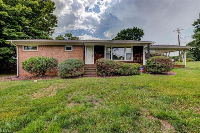 3480 Community Church Road, Pfafftown, NC 27040 (MLS #1030029) :: Witherspoon Realty