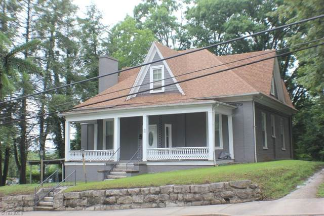 410 W Pine Street, Mount Airy, NC 27030 (#1030040) :: Rachel Kendall Team