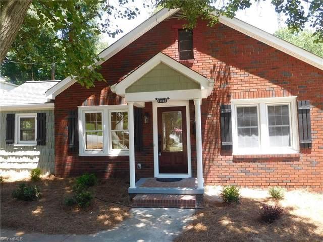 1035 Martin Street, Winston Salem, NC 27103 (MLS #1030041) :: Greta Frye & Associates | KW Realty Elite