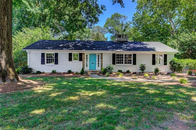 815 Kenwick Drive, Winston Salem, NC 27106 (MLS #1030062) :: Witherspoon Realty