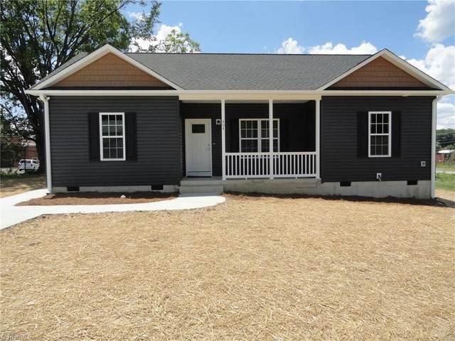 404 Wagstaff Street, Thomasville, NC 27360 (MLS #1030075) :: Hillcrest Realty Group