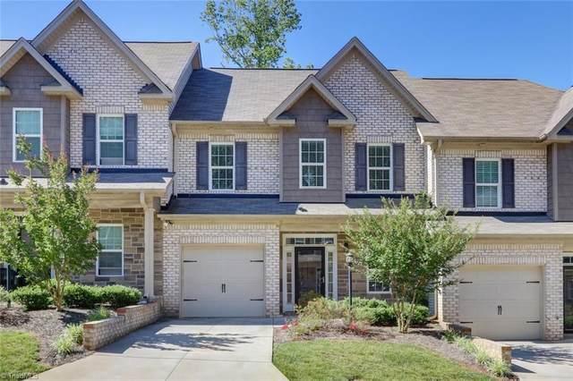 19 Pisgah Forest Circle, Greensboro, NC 27455 (#1030076) :: Premier Realty NC